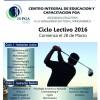 CIEC- CICLO LECTIVO 2016 – Abierta la Inscripción