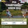PGA CHAMPIONSHIP SENIOR 2016
