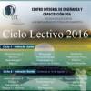 CIEC- Ciclo Lectivo 2016- Abierta la inscripción