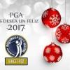 PGA les desea un feliz 2017