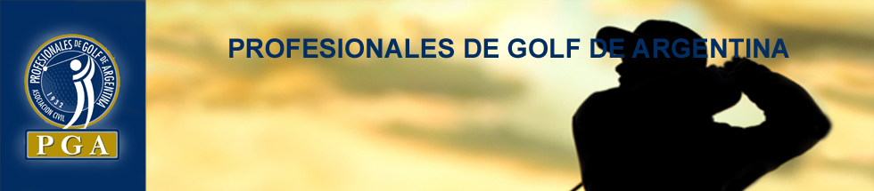 PROFESIONALES DE GOLF DE LA ARGENTINA